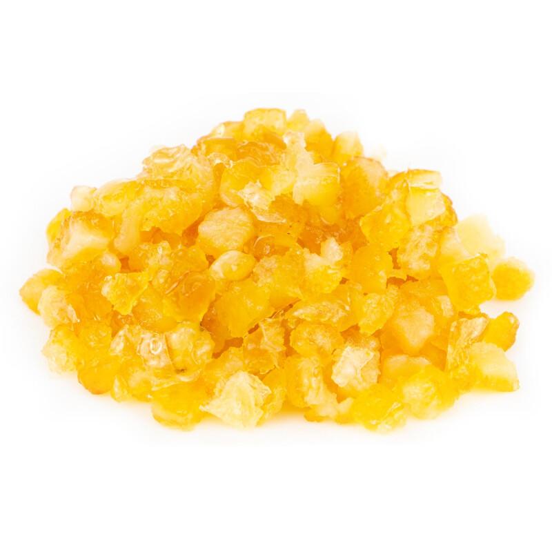 Bio Orangeat 200 g ohne Weißzucker