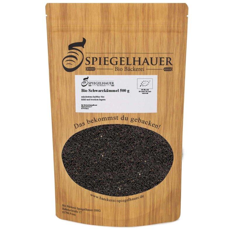 Bio Schwarzkümmel 500 g